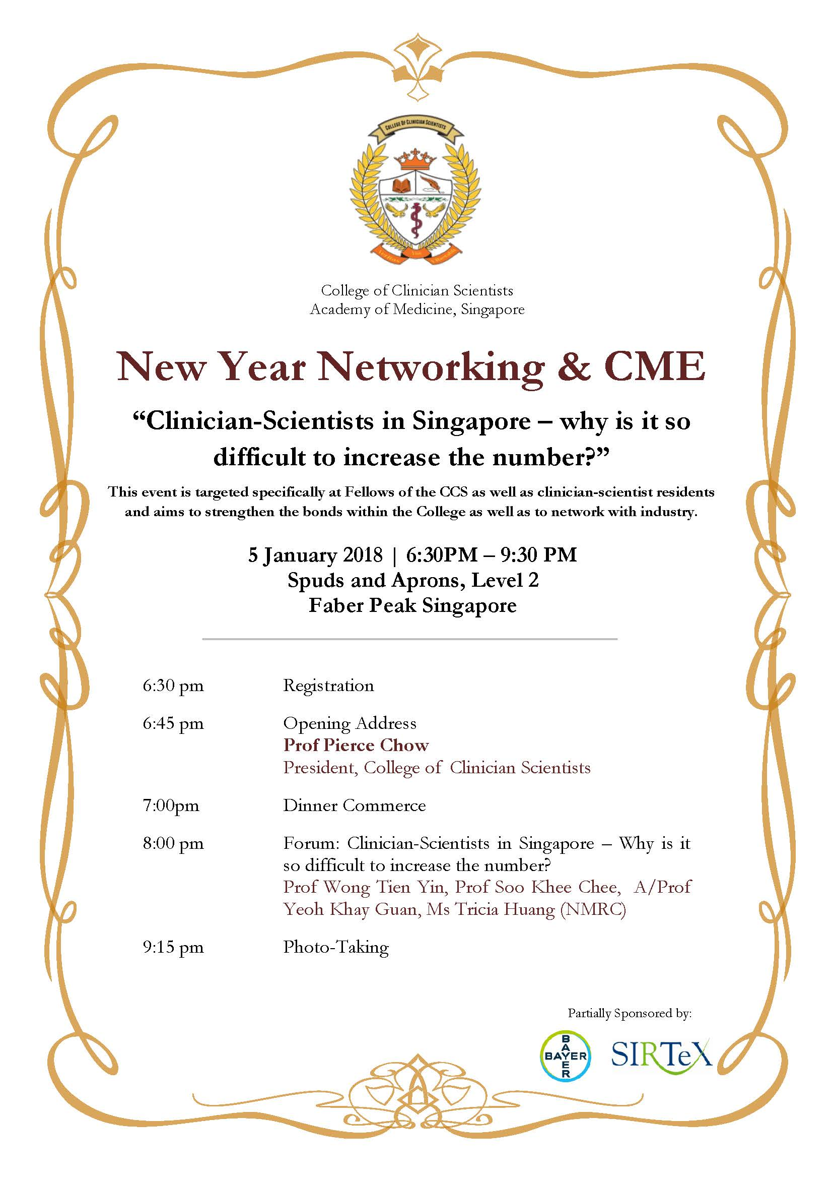 New Year Networking And Cme Latest Events Ams Academy Of