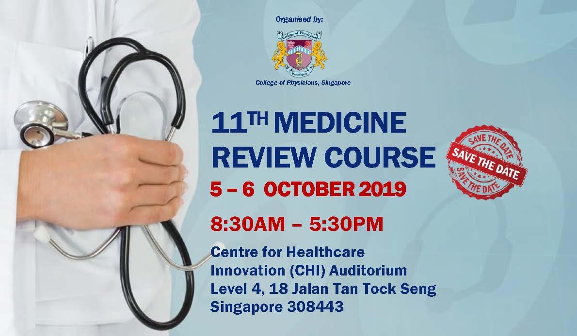 MEDICINE REVIEW COURSE :: AMS - Academy Medicine of Singapore